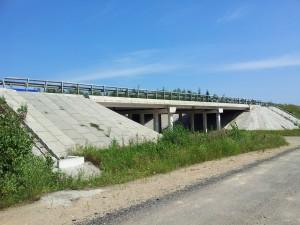 Мост на 86 км. Новорижского шоссе 1